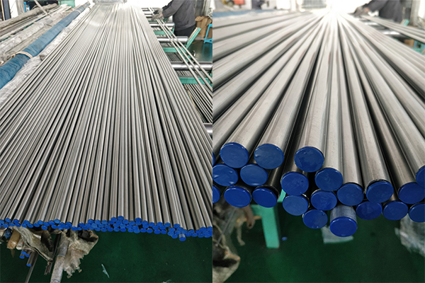 You should Know the Welding Process of Bright Steel Pipe